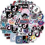 TikTok logo( 50 Pcs )