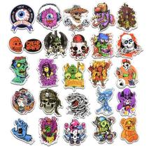 Skull Cartoon ( 50 Pcs )