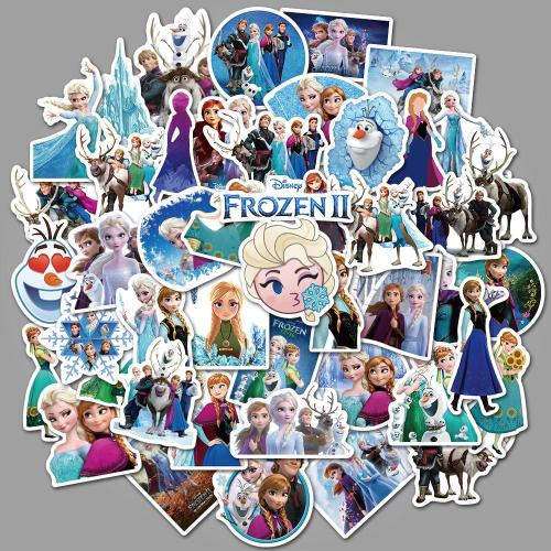 Frozen Cartoon ( 50 Pcs )