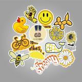 Yellow VSCO ( 50 Pcs )