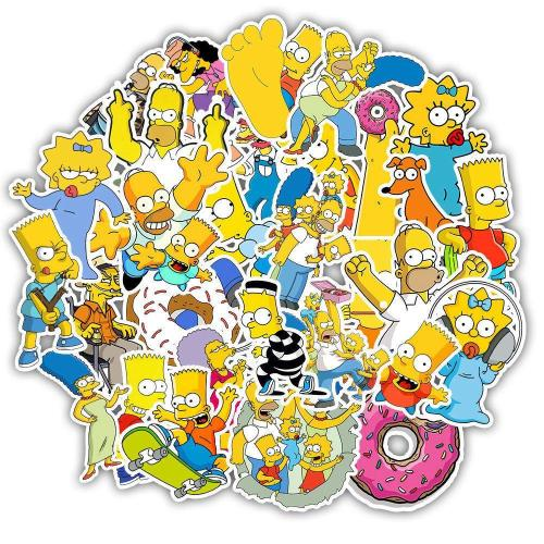 Simpson Family ( 50 Pcs )