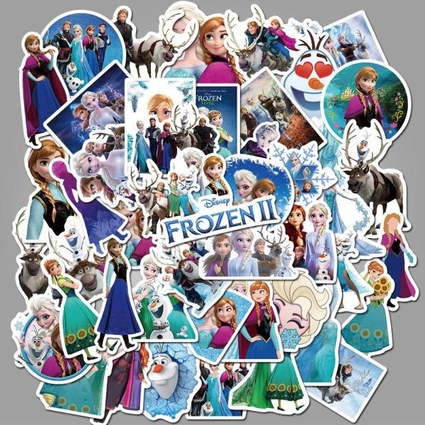 Frozen Cartoon ( 50 Pcs )