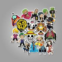 One Piece Cartoon ( 50 Pcs )