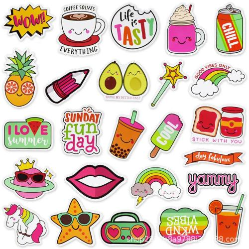 Cute Cartoon A ( 50 Pcs )