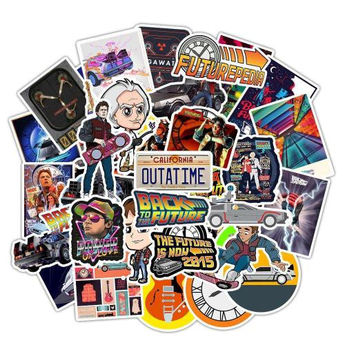 Back to The Future ( 50 Pcs )