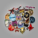 CS-GO Cartoon ( 50 Pcs )