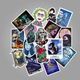 Edward Scissorhands Cartoon ( 50 Pcs )