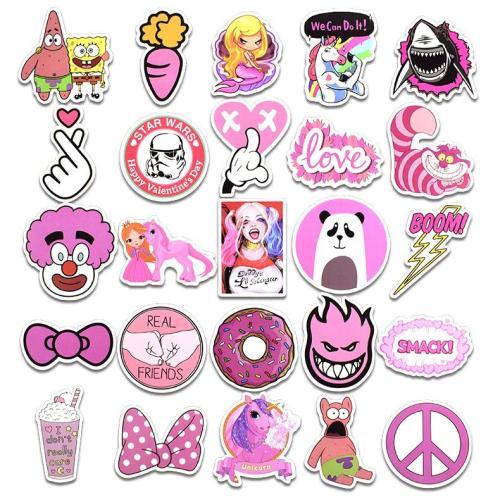 Pink Girl ( 50 Pcs )