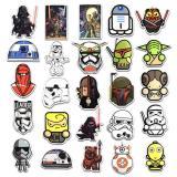 Star wars B ( 50 Pcs )