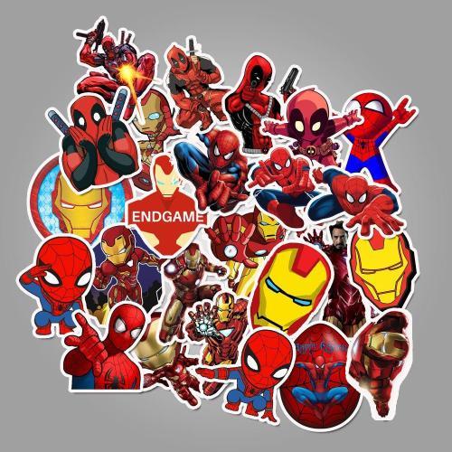 Marvel Superhero ( 105 Pcs )