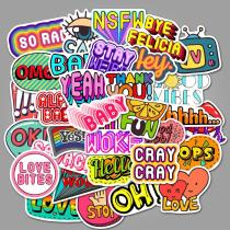 Cute Words ( 50 Pcs )