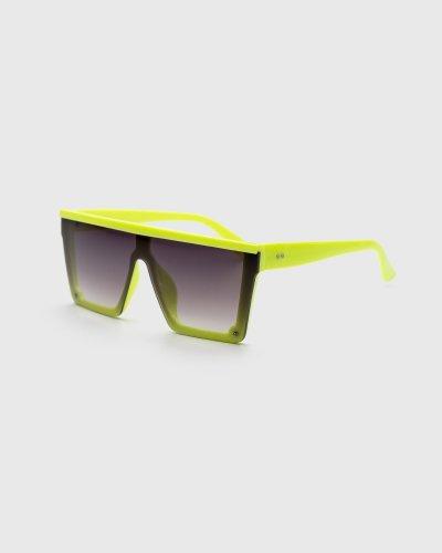 Flatter Fella - Neon Lime