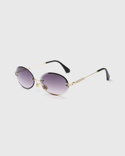 Clear Edge - Purple