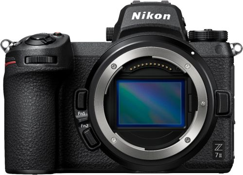 Z 7 II 4k Video Mirrorless Camera (Body only)