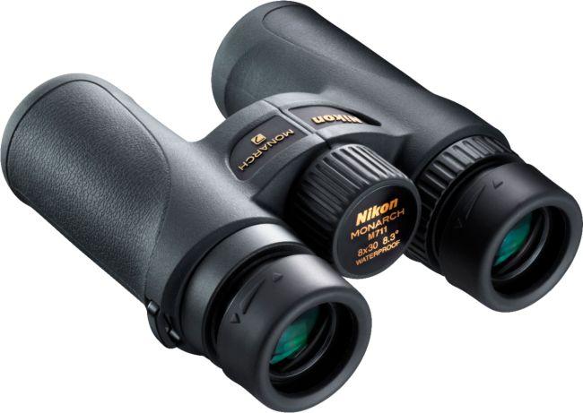 Nikon - Monarch 8 x 30 Binoculars - Black