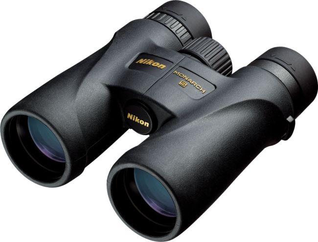 Nikon - Monarch 12 x 42 Binoculars - Black