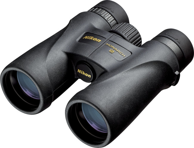 Nikon - Monarch 5 8x42 Binoculars - Black