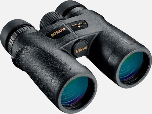 Nikon - Monarch 7 10x42 Binoculars - Black