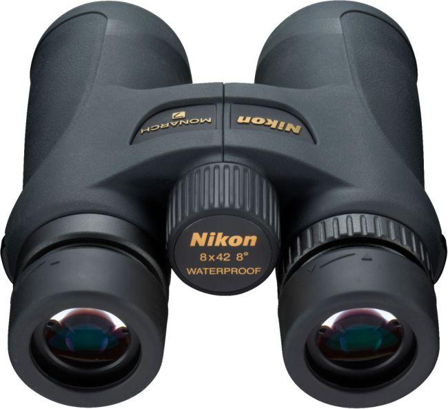 Nikon - Monarch 7 8x42 Binoculars - Black