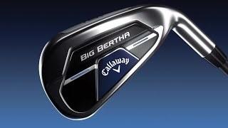 Big Bertha B21 Iron Set w/ Steel Shafts