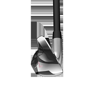 T-Rail 5-Hybrid, 6-PW, SW Women's Combo Set w/ Cobra Ultralite 50 Graphite Shafts