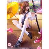 美少女戦士 美桜 130cm 中乳 コスプレ系 リアルラブドール Amazonでの人気セクシーラール TPE等身大人形