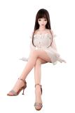 ラブドール 令花 138cm 中乳 清楚系人形 TPE製リアルドール 日本語発声対応可