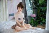 わがままの妹 結花 130cm 巨乳 TPE製ラブドール 本物質感 全身加熱、日本語発声対応可
