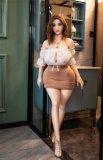 爆乳の痴女 絵麻 150cm 隣の人妻 3D本物質感 ボディモデル 高級TPE素材 ラブドール オナホール 日本語発声対応可