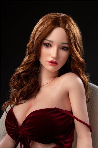姫鞠 欧米系 フルシリコン製リアルドール 165cm 巨乳 激安 20万円以内お得ラブドール 医療用シリコン採用 現物再現 実物写真を提供可能