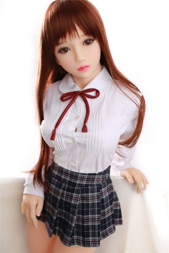 清純の高校生 二三 145cm 中乳 3穴利用可 等身大人形高級TPE リアルラブドール
