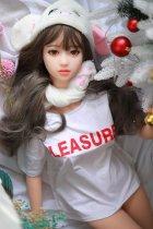 クリスマスガール 風子 150cm 中乳 等身大ダッチワイフ 医療用TPE製 ラブドール
