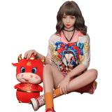 「新春初売」分解型対応可 粉川桜雪 158cm 美乳 美人系 医療用TPE素材 大人のおもちゃ ラブドール