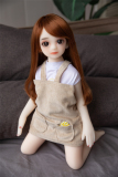 ミニラブドール 杏 65cm 貧乳 体重3.5kg 高級TPE人形