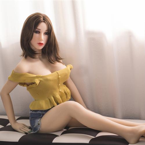 欧米系 マリア 140cm 巨乳 熟女 人妻 TPE製リアルドール ダッチワイフ