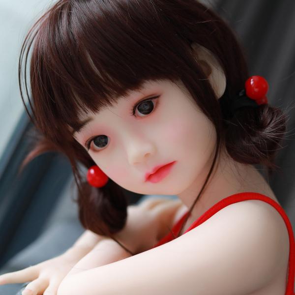 ロリータ 彩乃 125cm 貧乳 童顔系 リアルラブドール 本物質感