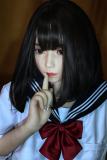 高校生 ねね 158cm 美乳 可愛い型 シリコンヘッド+TPEボディ 清楚系彼女 隣の妹