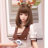 分解型 鹿の女 星 148センチ 美乳 コスプレガール 足分け スーツケースで 収納簡単 日本語発声対応可能