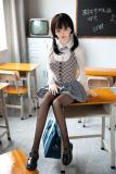 限定版リアルドール!!148cm 明莉 衣装、靴、トイを付いて、掲載写真のママに出荷 清純少女 軽量化ダッチワイフ