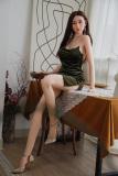 大セール! 俺の厳しい上司 絵美夏 165cm 中乳 シリコンヘッド+TPEボディ 血管メイク無料 等身大ラブドール