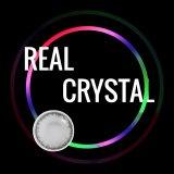 Real Crystal
