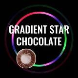 Gradient Star Chocolate
