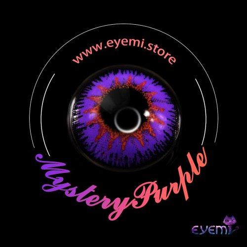 Mystery Purple