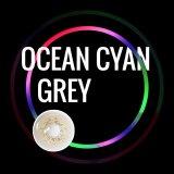 Ocean Cyan Grey