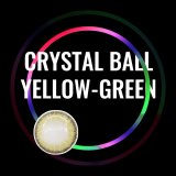 Crystal Ball Yellow-Green