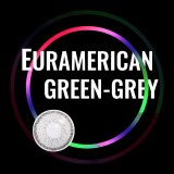 Euramerican Green-Grey