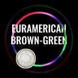 Euramerican Brown-Green