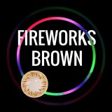 Fireworks Brown