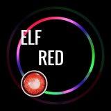 Elf Red Naruto Sharingan