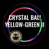 Crystal Ball Yellow-Green II
